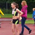 Lucia springt 4,29m weit.. persönliche Bestleistung!