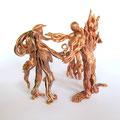die vier elemente sculpture