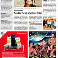 Zeitungsbericht Workshops