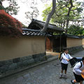 District of residence of samurai at Nagamachi