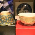 Kutani porcelain at kaburaki