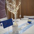 Tischdekoration, Manzanita-Baum