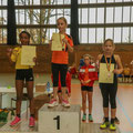 SV Balow; Hallenmeeting 2019: 400m Lauf / 3. Platz / Lia