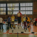 SV Balow; Hallenmeeting 2019: Medizinballstoßen / 3. Platz / Emma