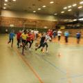 SV Balow; Hallenmeeting 2019: 400m Lauf / Lia