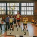SV Balow; Hallenmeeting 2019: Medizinballstoßen / 2. Platz / Rico