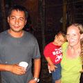 Bosco, Mael und Sabrina