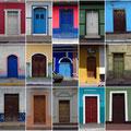 Ich bin täglich auf der Suche nach neuen tollen Türen in Granada...