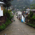 So sieht ganz San Juan Cotzal aus. Puh!