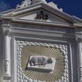 Die Kathedrale von Matagalpa