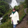 """Am Wasserfall """"Humo de Agua"""""""