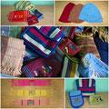 Produkte der Weberinnen