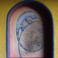 La Iguana perdida (so heißt das Hostel)