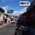 Die Haupteinkaufsstraße
