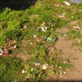 ... es gibt immer noch ein Riesen-Müll-Problem!