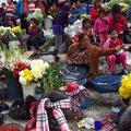 Blumenverkäuferinnen
