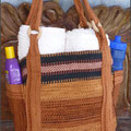 Small carrier tote