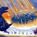 恐竜絶滅 地球46億年の秘密がわかる本(学研パブリッシング)