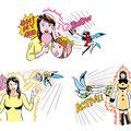VITAMIN GIRLS〈ドマーニ(小学館)〉
