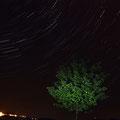 22.05.2012 Sternstrichspuren über Breitenbach,Ortsausgang Leinefelde ,aufgenommen gemeinsam mit David Krüger und Chris Wagner + Freundin