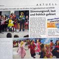 """Artikel aus der """"Hallo Eichsfeld"""" vom 13.03.2011"""