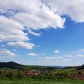 17.05.2012 Blick auf Haynrode...aufgenommen gemeinsam mit Uwe Petzl