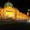 """Flinders St Station """"under the clocks"""", Melbourne"""