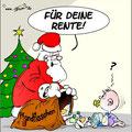 Gutes, altes Brauchtum: Der Nikolaus verteilt sinnvolle Geschenke