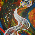 Senza titolo, acrilico su tela, 60x50, 2012