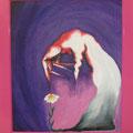 Ombra dell'anima. olio su tela, 50x70, 2010