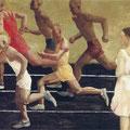 Corsa di Aleksandr Deineka, 1933