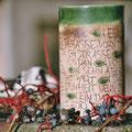 Becher mit Randglasur - Almut Witt Keramik