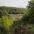 Im Tal liegt Hirschbach