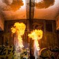 Feuershow Fantômes de Flammes