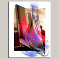 La cruche bleue