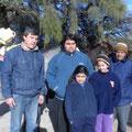 Famille del Flaco Ariel - La Bajada