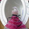 鏡付プリンセスドール