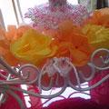 馬車アレンジドレスと共に