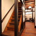 1階階段部分