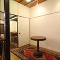 2階ギャラリー壁面