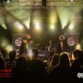 Live @ KUZ Kreuz, Fulda (2019, pics by metalwerner.de)