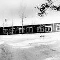 Кицковская школа. Зима 1962г.