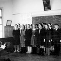 Учащиеся Кицковской школы. 1961г.