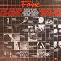 OIS mit Reklame für der EMI Fame-Serie - Cockney Rebell - The Human Menagerie (EMI 1C 038-1 57745 1, RP EU 197x)