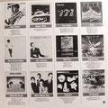 Reklame für andere Alben - Peter Frampton Comes Alive(A&M Records UK 1976)