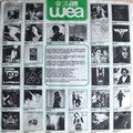 """Innenhülle mit Reklame, """"Passport -Garden Of Eden"""" (GER 1979 - Atlantic;  WEA = Warner, Elektra, Atlantic),"""