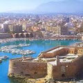 The Venetian port with the fortress of Koules (1000 years old).