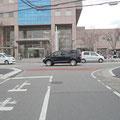 西之山 キックス付近の歩道段差を解消