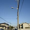 栄町 街灯の設置