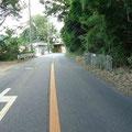向野 旧国道170号線近鉄ガード付近 草木の剪定